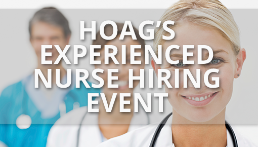 StaffGarden Hoag Job Hiring