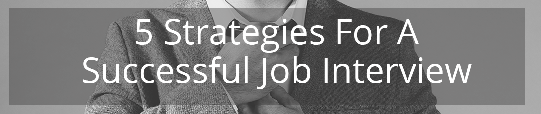 StaffGarden 5 Strategies for job interview