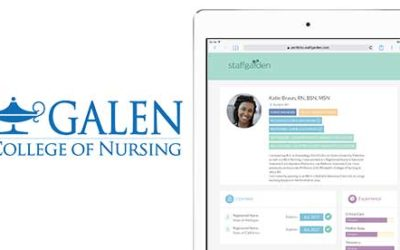Galen College of Nursing & StaffGarden Form Strategic Partnership